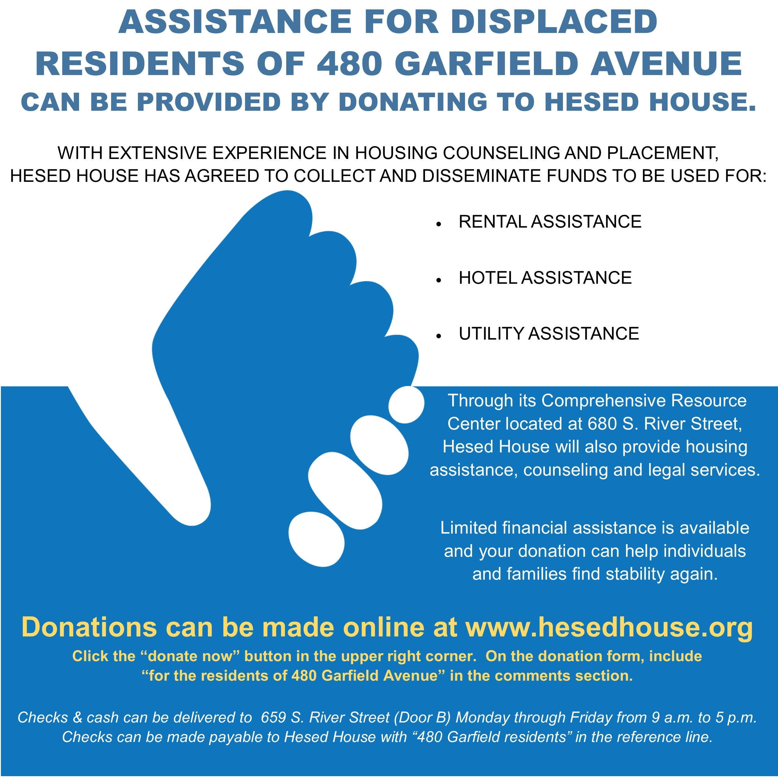 ENG Help by Donating to Hesed